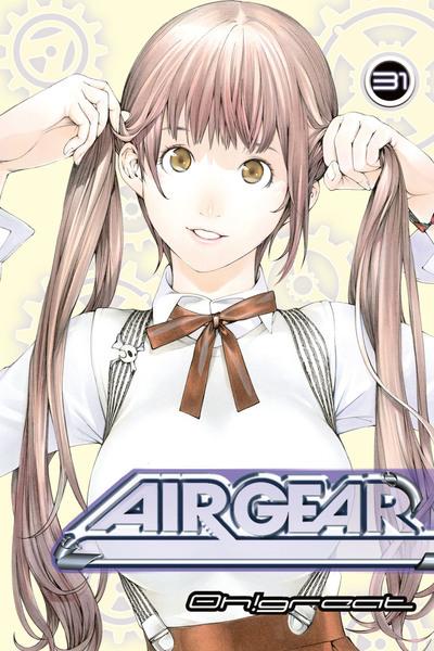 Air Gear 31