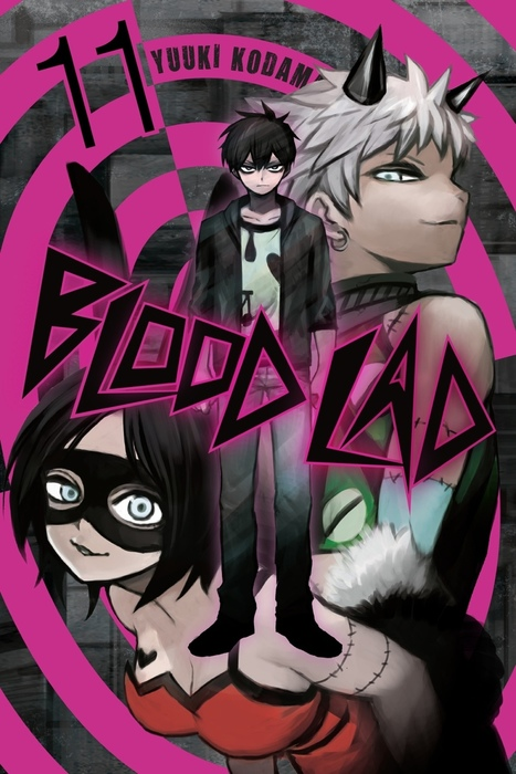 Blood Lad, Vol. 11拡大写真