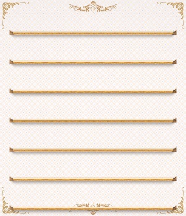 きせかえ本棚 『ガーリー』 【49冊収納】拡大写真
