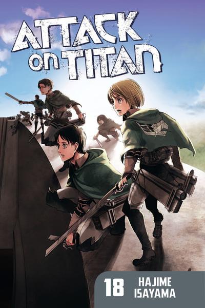 Attack on Titan 18-電子書籍