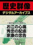 <徳川家と江戸時代>お江の心痛 秀忠の配慮 家康の忠告-電子書籍