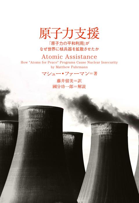 原子力支援  「原子力の平和利用」がなぜ世界に核兵器を拡散させたか拡大写真