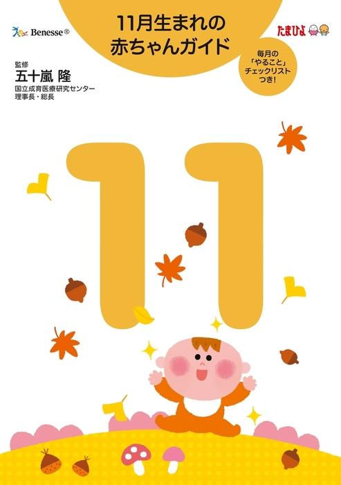 11月生まれの赤ちゃんガイド-電子書籍-拡大画像