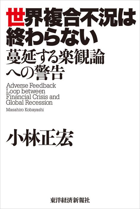 世界複合不況は終わらない―蔓延する楽観論への警告-電子書籍-拡大画像