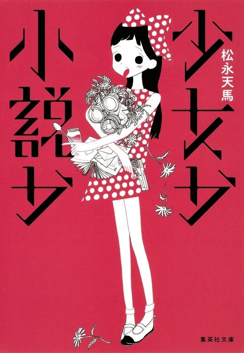 【電子特別版】少女か小説か拡大写真