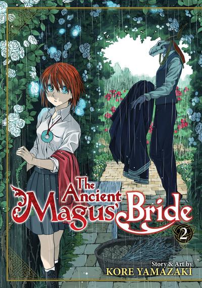 The Ancient Magus' Bride Vol. 02