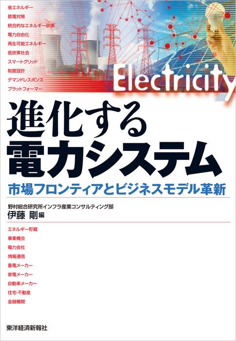 進化する電力システム―市場フロンティアとビジネスモデル革新拡大写真