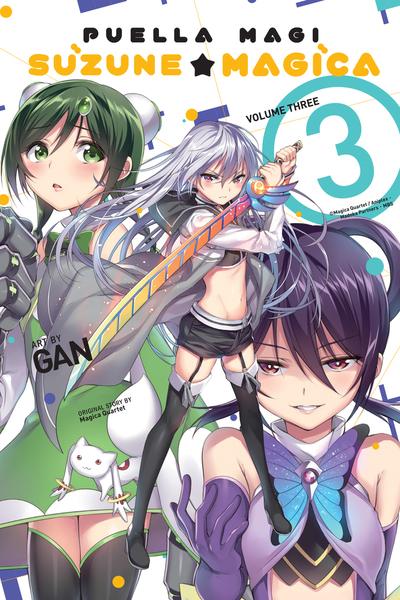 Puella Magi Suzune Magica, Vol. 3-電子書籍