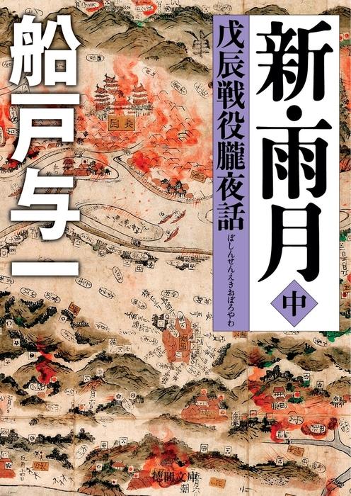 新・雨月 中 戊辰戦役朧夜話拡大写真