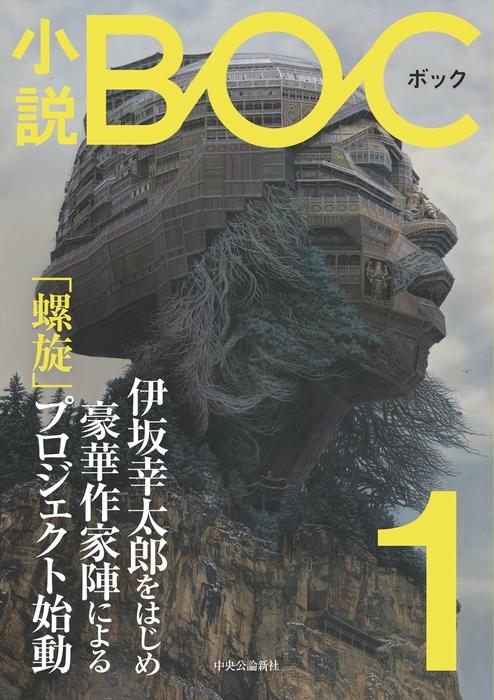 小説 BOC 1拡大写真