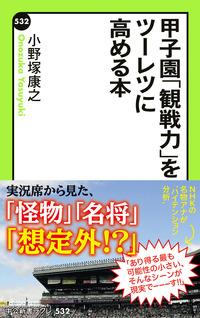 甲子園「観戦力」をツーレツに高める本-電子書籍
