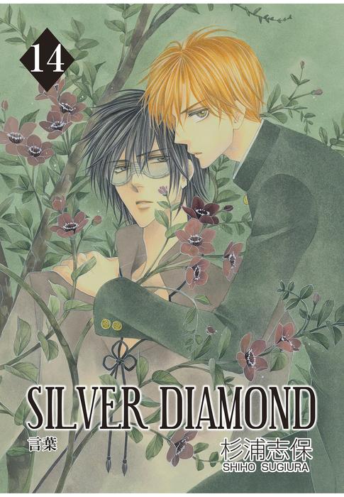 SILVER DIAMOND 14巻拡大写真