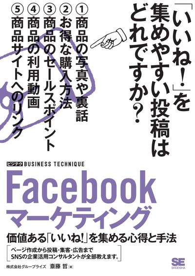 Facebookマーケティング [ビジテク] 価値ある「いいね!」を集める心得と手法-電子書籍