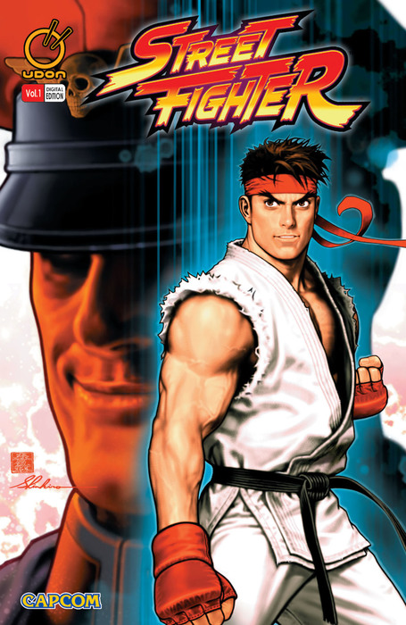 Street Fighter Vol.1拡大写真