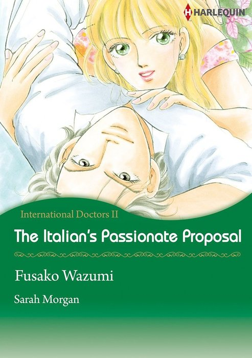 The Italian's Passionate Proposal-電子書籍-拡大画像