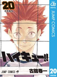 ハイキュー!! 20-電子書籍
