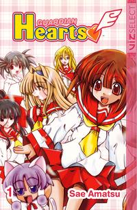 Guardian Hearts, Vol. 1-電子書籍