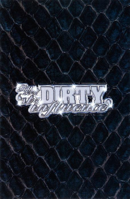 ナイトメア公式ツアーパンフレット 2007 Tour 2007'st.DIRTY influence'拡大写真