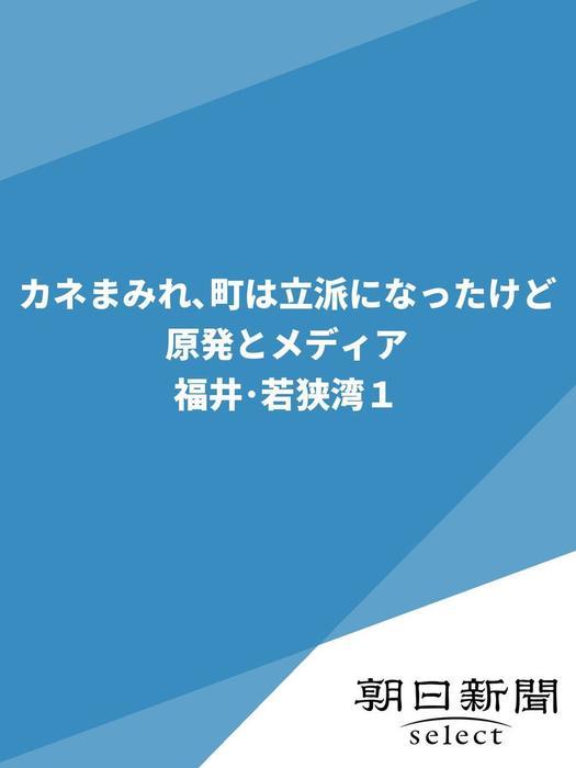 カネまみれ、町は立派になったけど 原発とメディア 福井・若狭湾1拡大写真