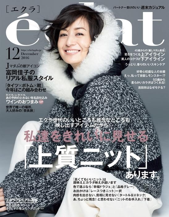 eclat 2016年12月号拡大写真