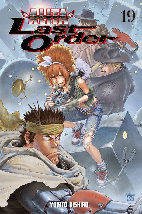 Battle Angel Alita: Last Order 19拡大写真