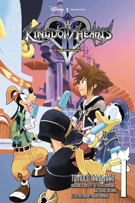 BOOK☆WALKER Global:Kingdom Hearts II: The Novel, Vol  1 (Kingdom Hearts II)  - Light Novels - BOOK☆WALKER