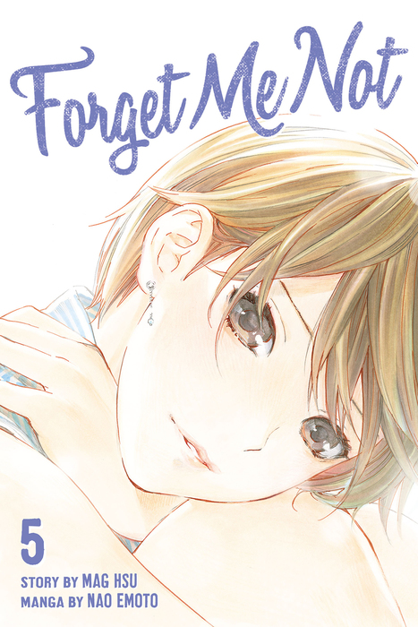 Forget Me Not Volume 5拡大写真