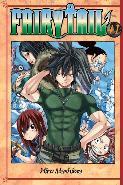 Fairy Tail 41-電子書籍