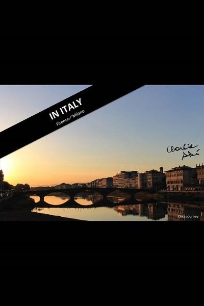 IN ITALY ~フィレンツェ/ミラノ編~-電子書籍
