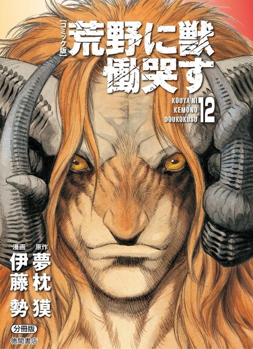 【コミック版】荒野に獣 慟哭す 分冊版12拡大写真