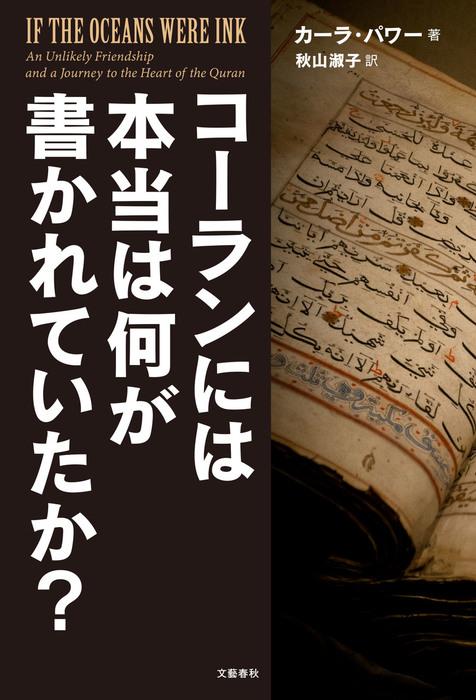コーランには本当は何が書かれていたか?拡大写真