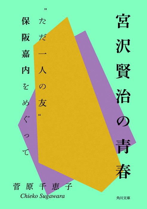 """宮沢賢治の青春 """"ただ一人の友""""保阪嘉内をめぐって拡大写真"""