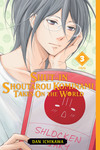 Shut-In Shoutarou Kominami Takes On the World, Vol. 3-電子書籍