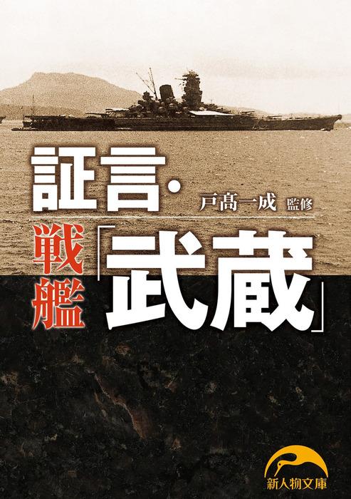 証言・戦艦「武蔵」拡大写真
