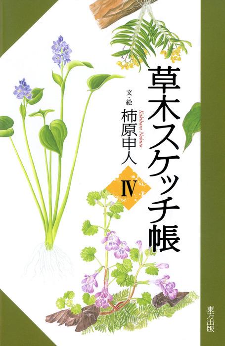 草木スケッチ帳4拡大写真