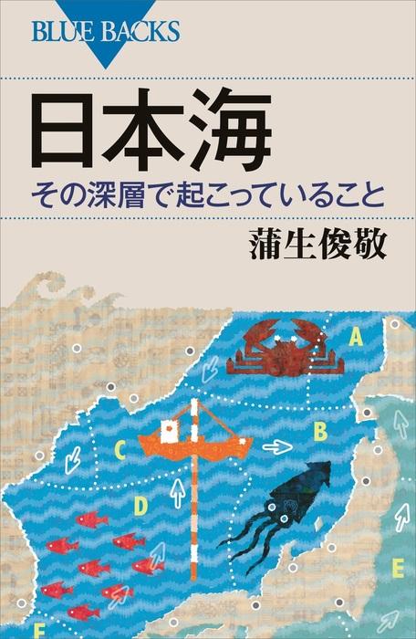日本海 その深層で起こっていること拡大写真