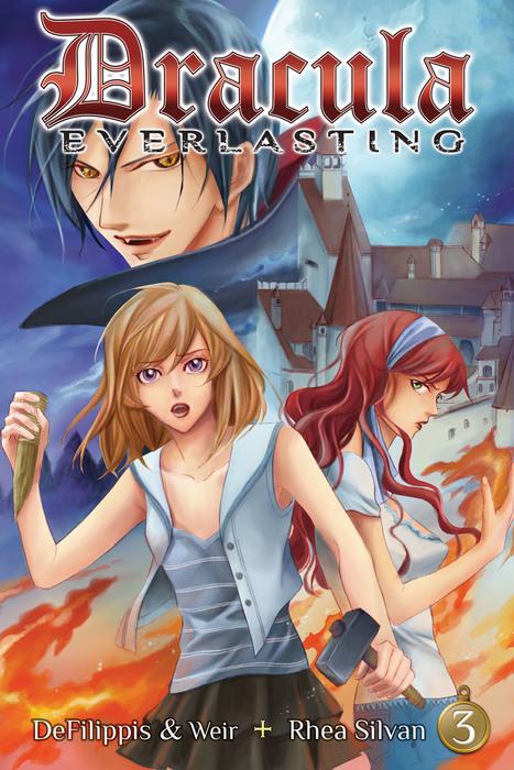 Dracula Everlasting Vol. 3-電子書籍-拡大画像