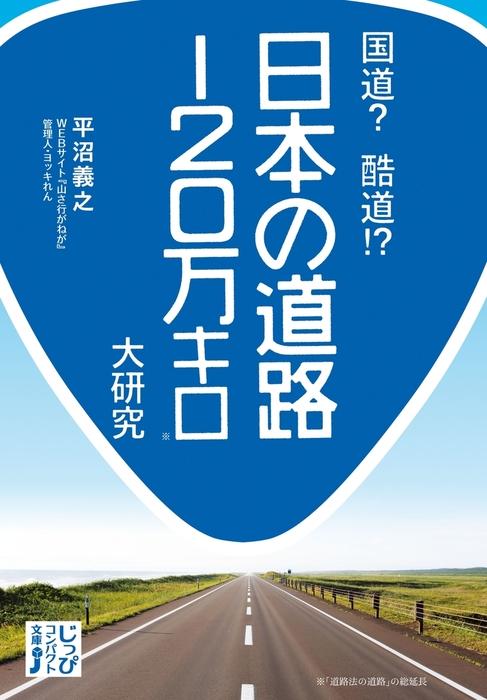 国道? 酷道!? 日本の道路120万キロ大研究拡大写真
