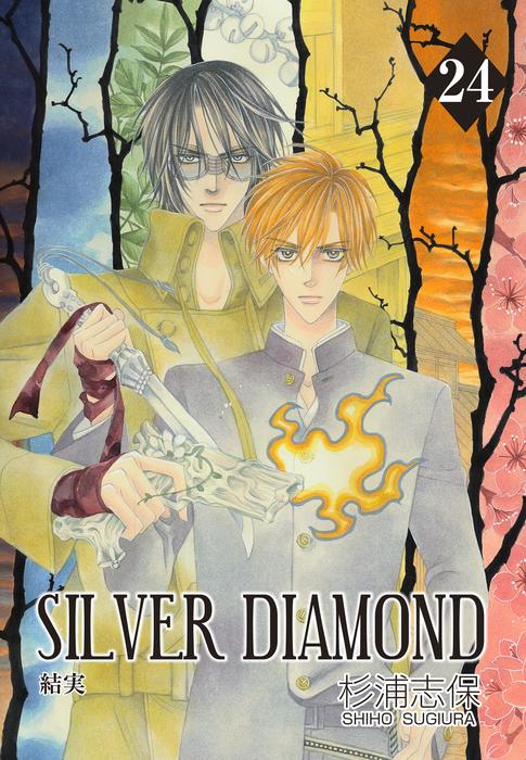 SILVER DIAMOND 24巻拡大写真
