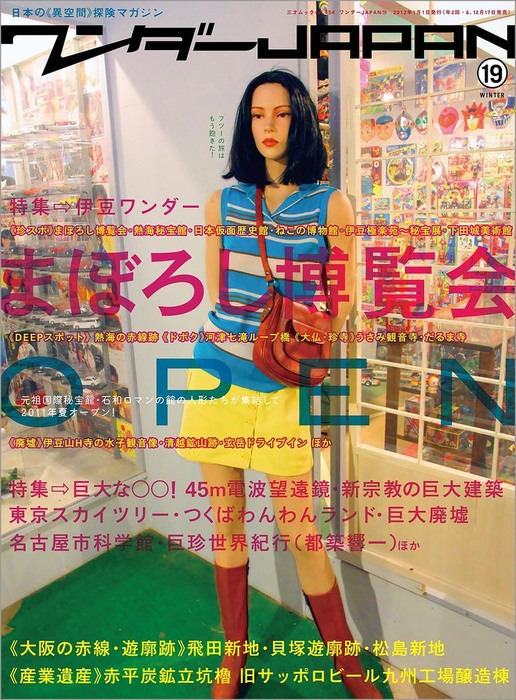 ワンダーJAPAN vol.19拡大写真