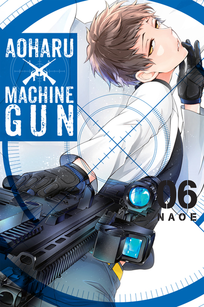 Aoharu X Machinegun, Vol. 6-電子書籍