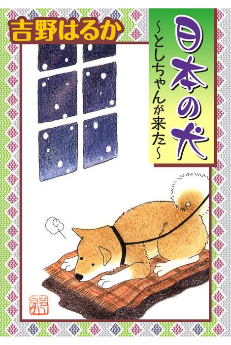 日本の犬~としちゃんが来た~拡大写真