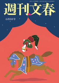週刊文春 6月8日号