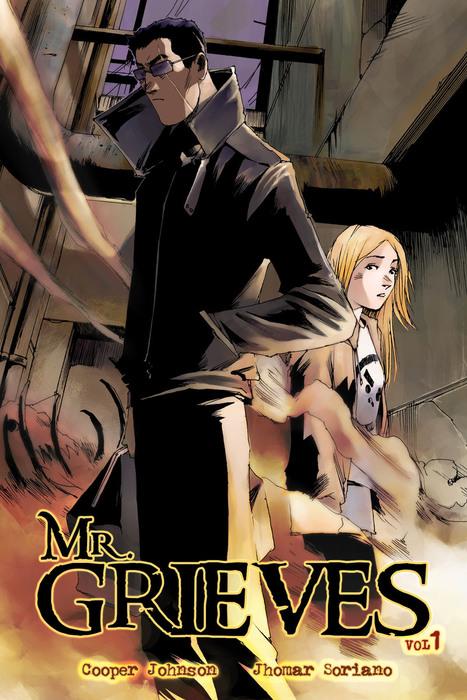 Mr. Grieves Vol. 1拡大写真