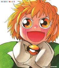 『金色のガッシュ!!(1)』きせかえ本棚【購入特典】-電子書籍