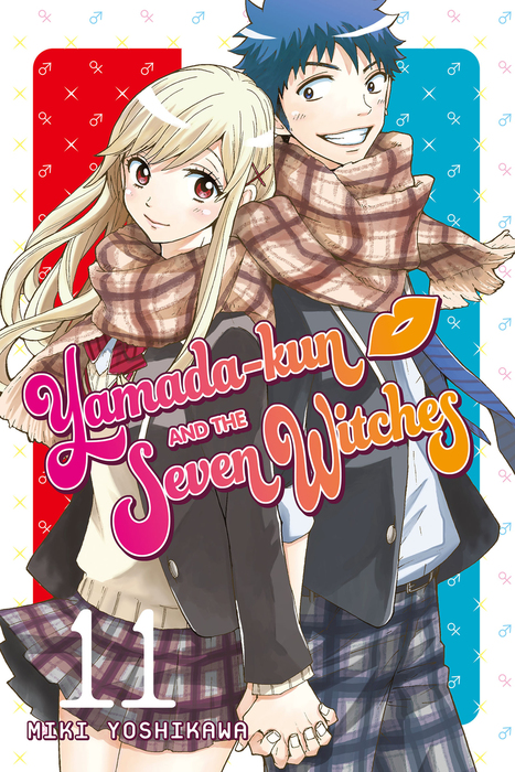 Yamada-kun and the Seven Witches Volume 11拡大写真
