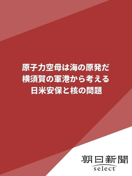 原子力空母は海の原発だ 横須賀の軍港から考える日米安保と核の問題拡大写真