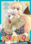 Kanokon Vol. 4-電子書籍