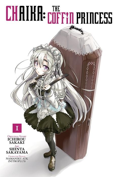 Chaika: The Coffin Princess, Vol. 1拡大写真