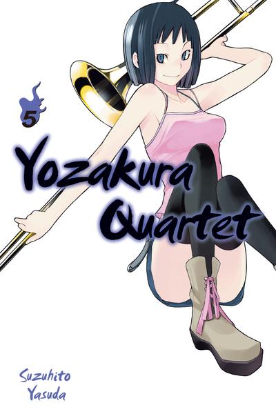 Yozakura Quartet 5-電子書籍